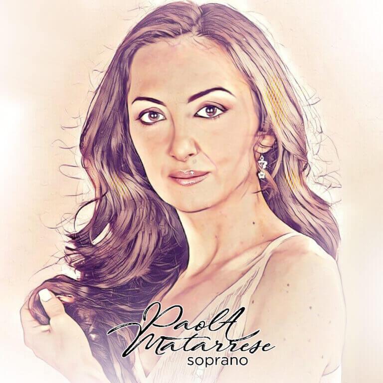 Paola Matarrese, una grande voce per Sasso