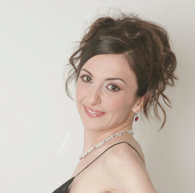 Paola Matarrese, un soprano a Sasso Marconi