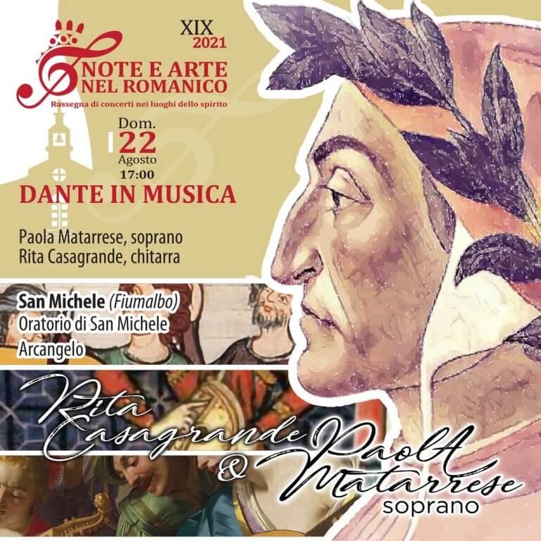 Note e Arte nel Romanico – Dante in Musica!