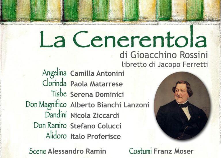 Estate Centese – La Cenerentola di G. Rossini
